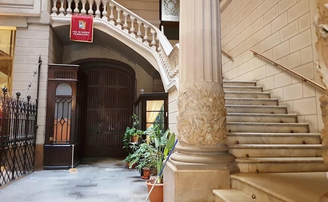 Casa de Madrid en Barcelona