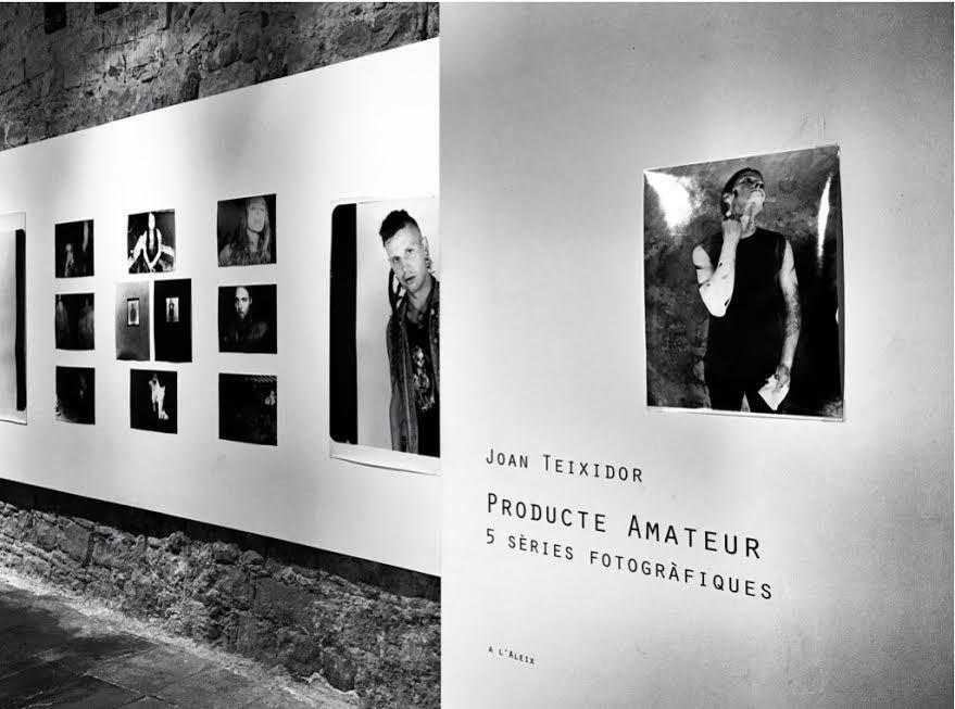 Joan Teixidor. Producte Amateur. 5 sèries fotogràfiques