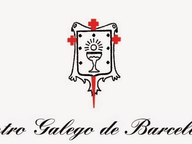 Logo Centro Galego de Barcelona