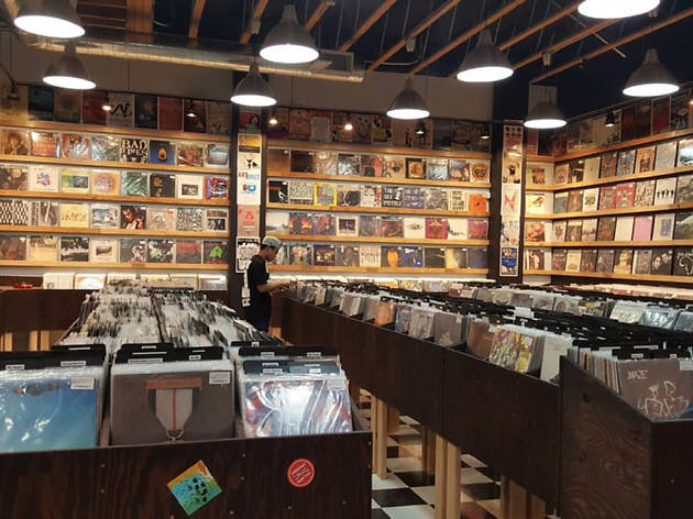 Best Las Vegas Music Stores For Vinyl Records And Cds