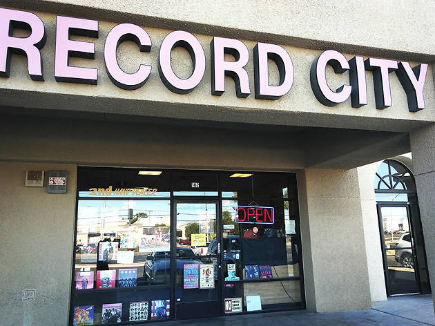 Record City Las Vegas