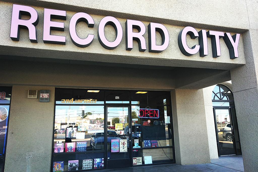 Record City Las Vegas