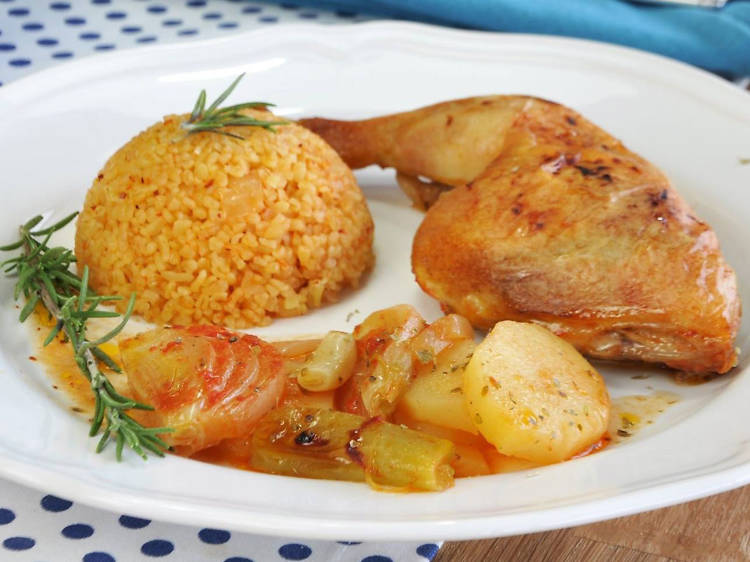 L.A.'s most-loved restaurant: MZuma Kitchen