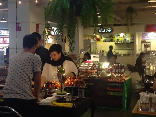 Thailand Farmers' market