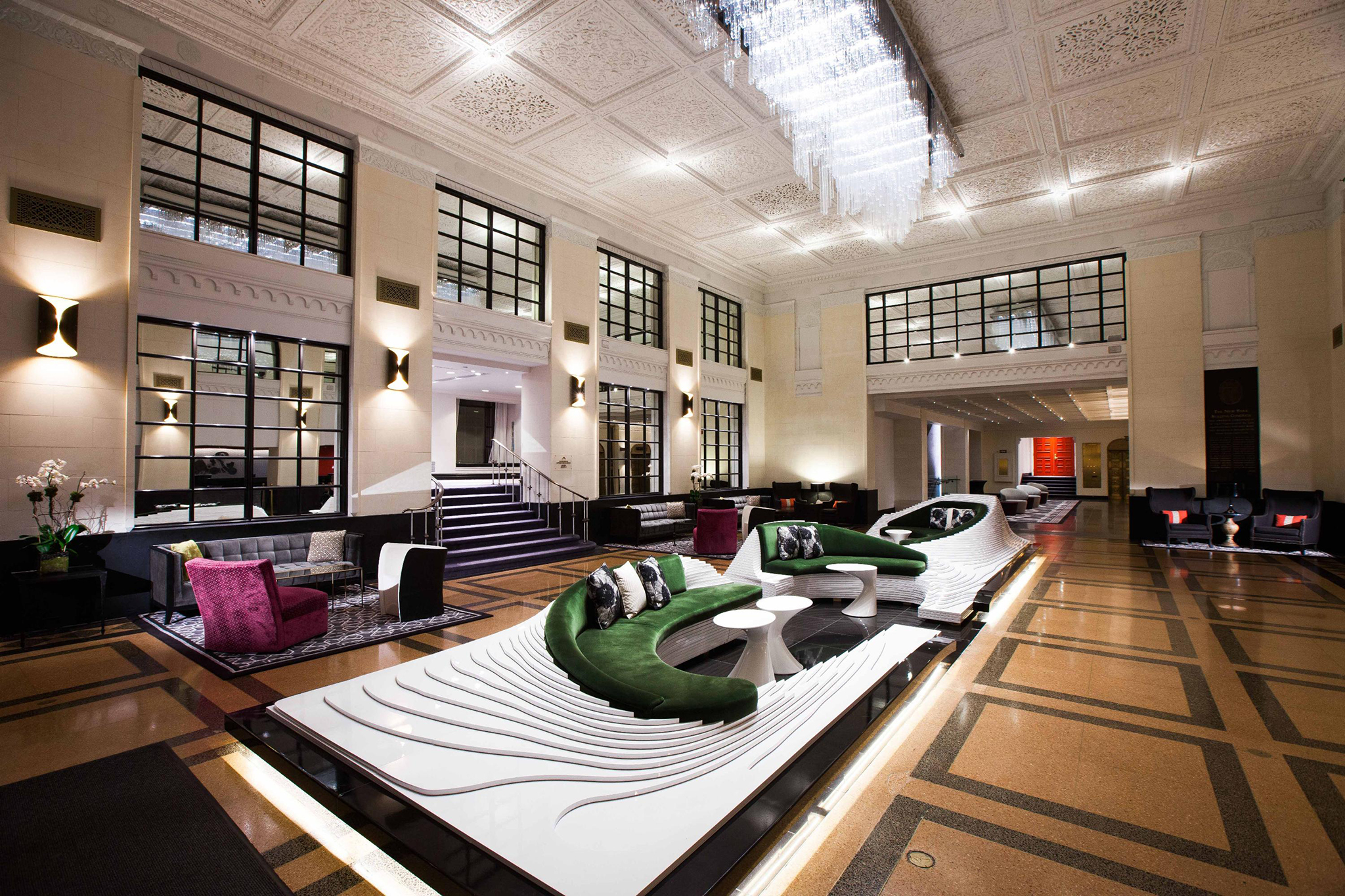 Best hotels near Madison Square Garden for concerts and sports