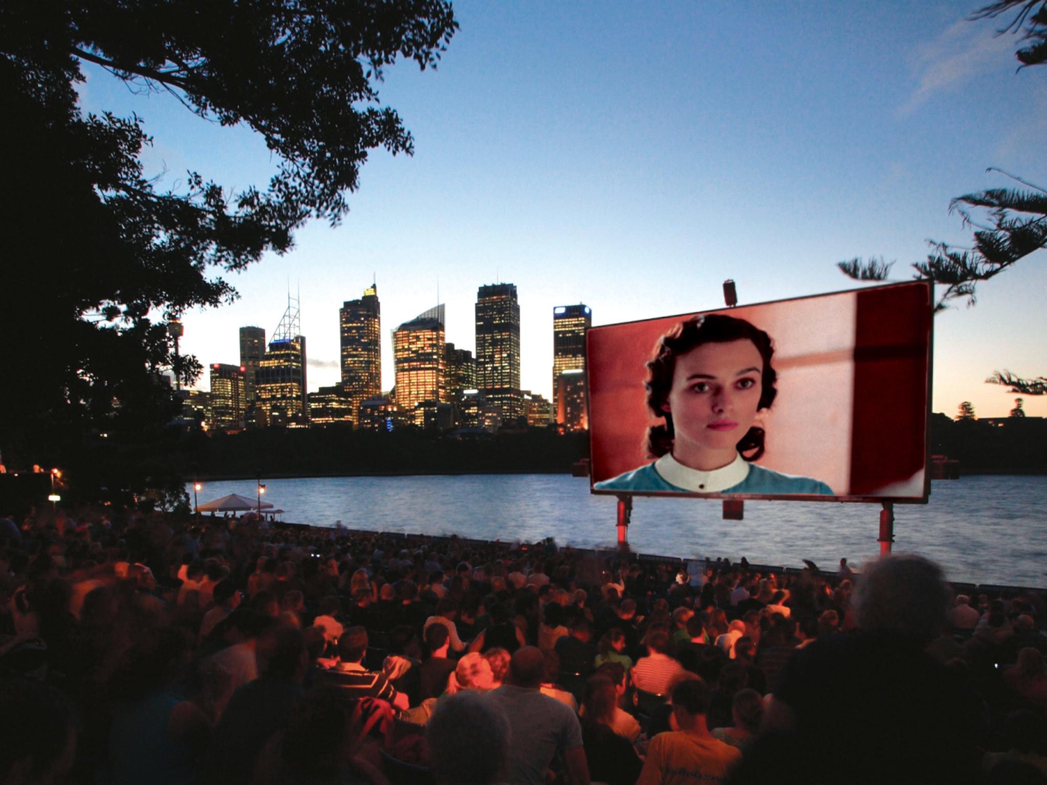 St George OpenAir Cinema