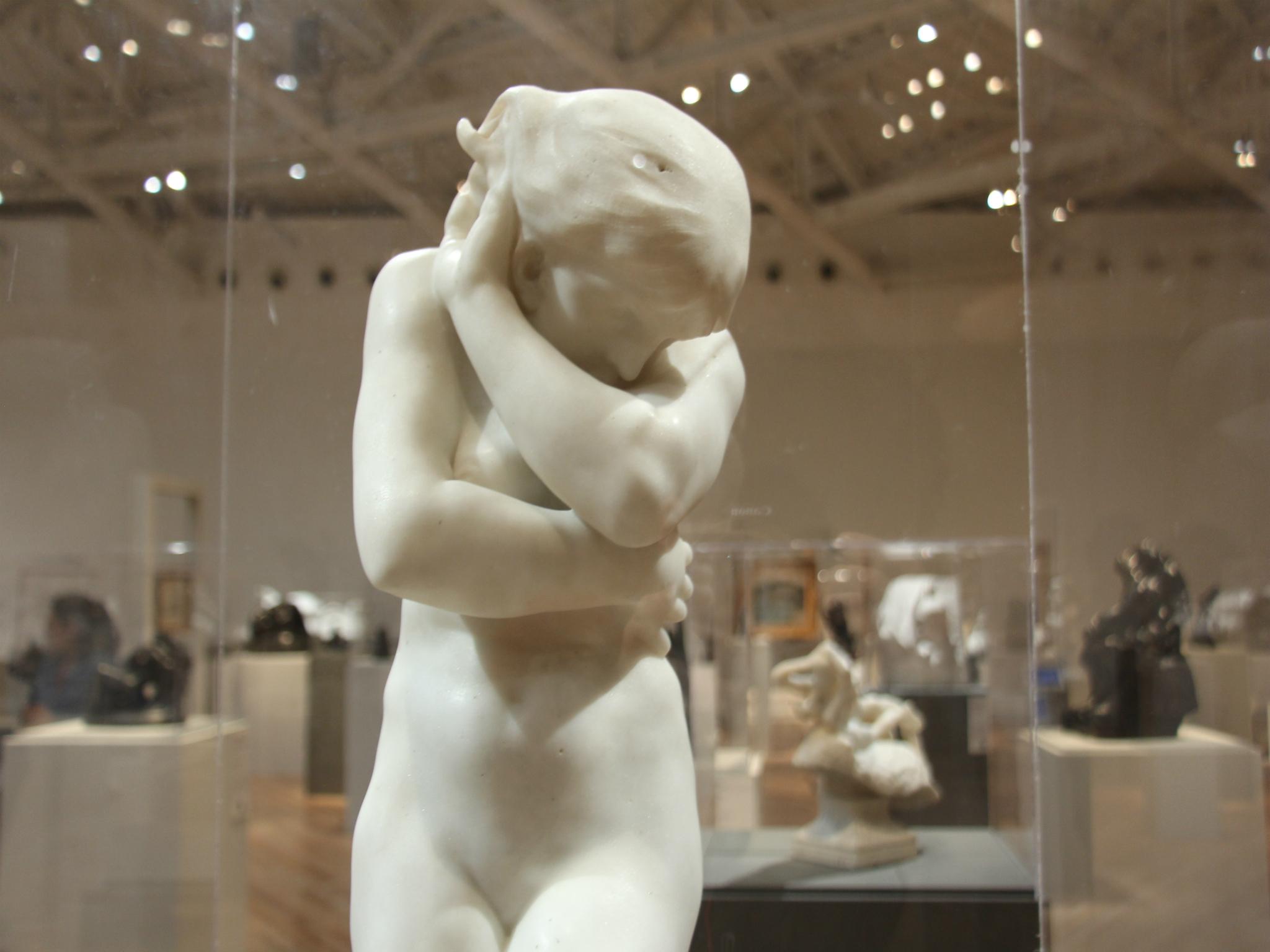 Eva de Auguste Rodin