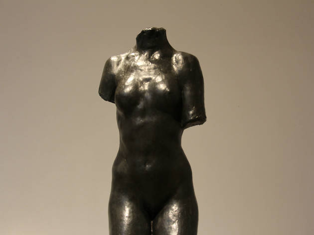 La plegaria de Auguste Rodin en el Museo Soumaya
