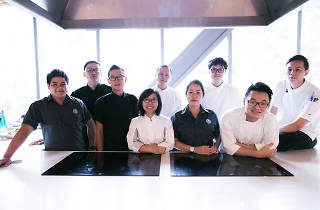 Savour Christmas 2016 DBS Live your dream chefs