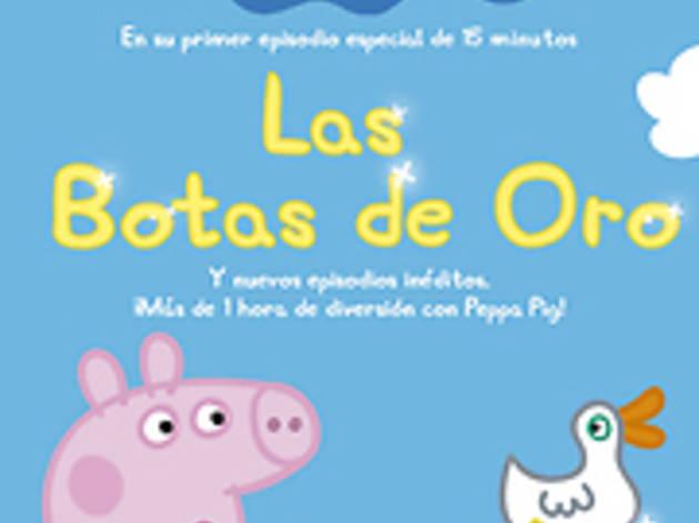 Peppa Pig: Las botas de oro y otros episodios
