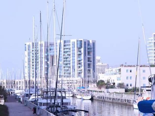 Calm, Seaside Beach Haven Resort, Herzliya Marina