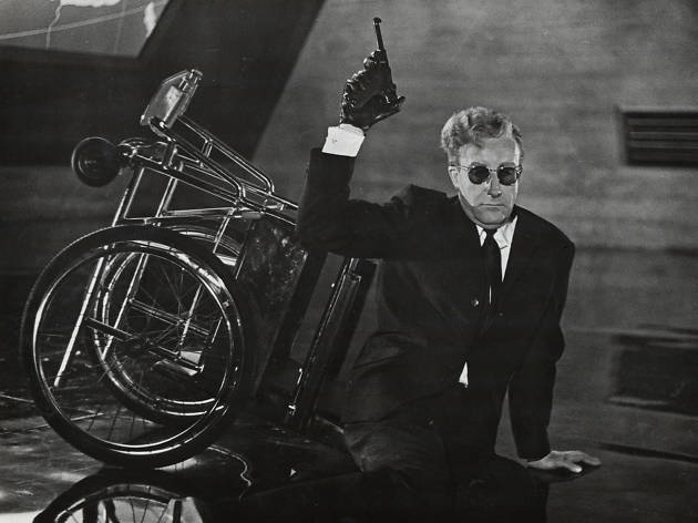 Dr Strangelove: Or, How I Learned To Stop Worrying And Love The Bomb