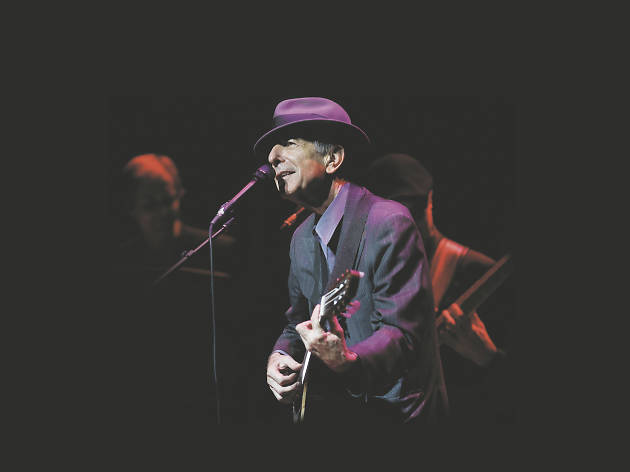 Leonard Cohen. O nosso homem em 10 itens para a posteridade