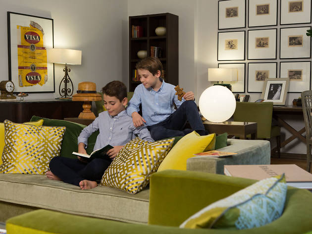 Ten of the best family friendly hotels in London, Brown