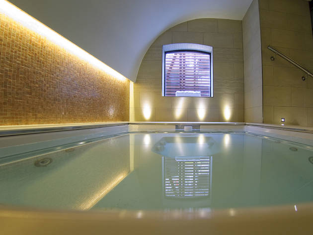 Ten of the best hotel jacuzzis in London, sofitel