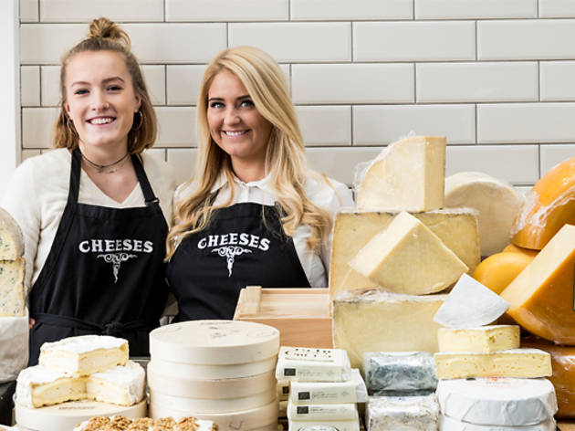 London's most-loved-shop: Cheese of Muswell Hill