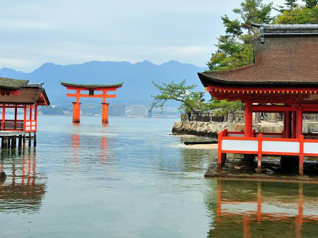 tourism japan, heritage