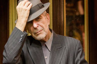 As canções de Leonard Cohen