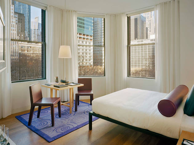 The best hotels near Times Square