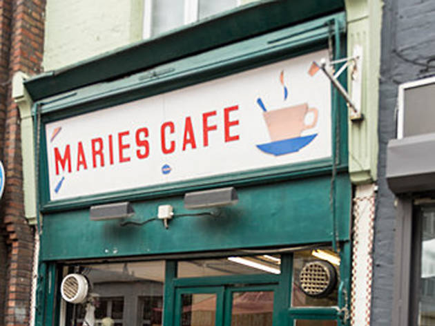 Marie's Cafe