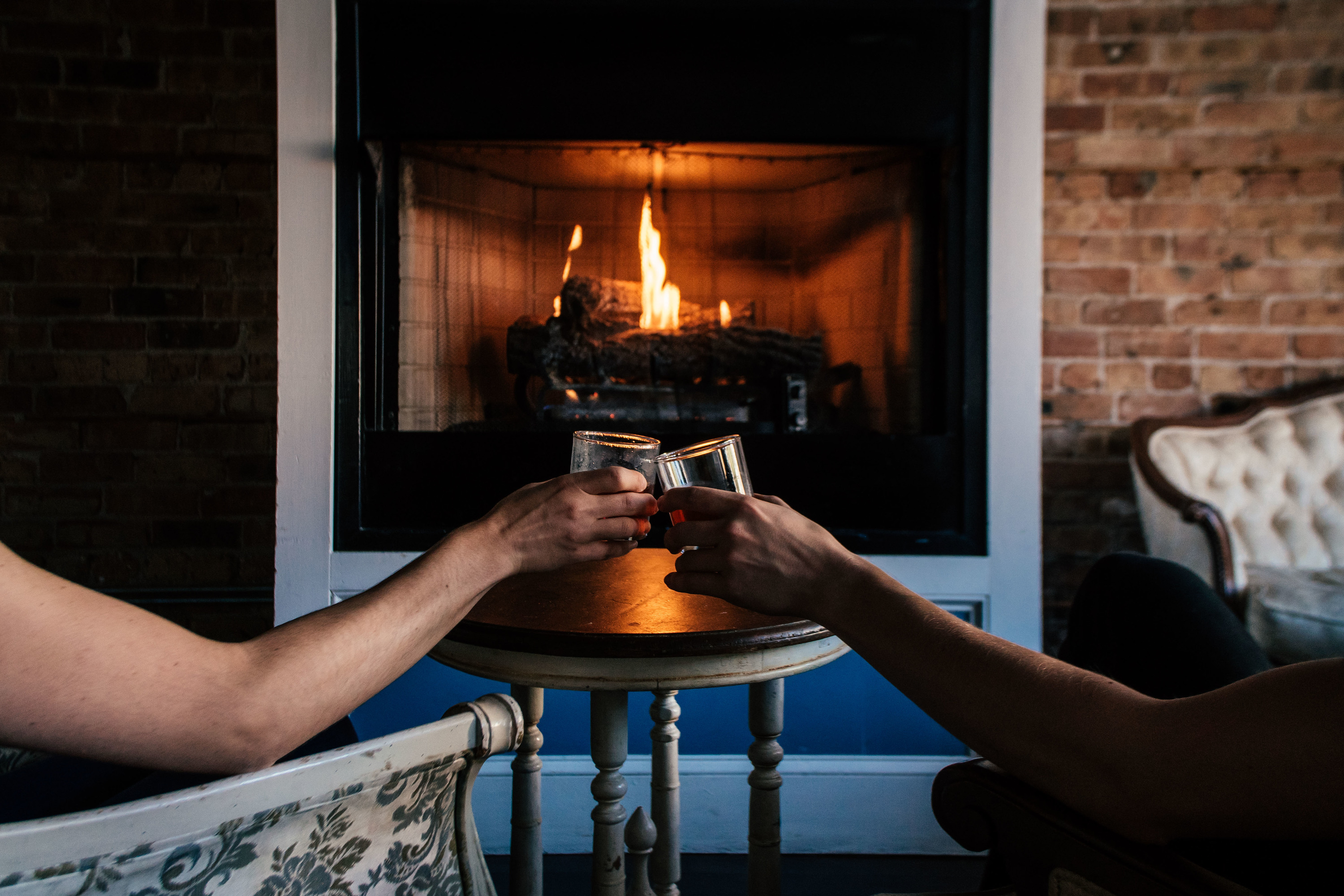 41 Chicago restaurants and bars with fireplaces