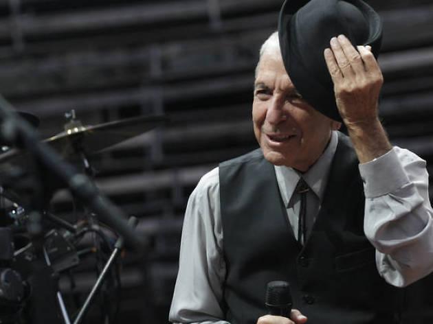 Eleven Leonard Cohen lyrics on death and ageing