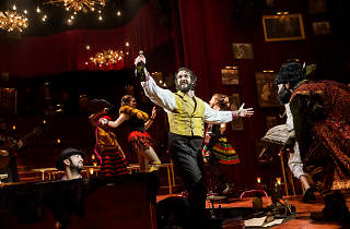 Theater review: Natasha, Pierre & the Great Comet of 1812 casts a bright new light on Broadway