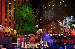 The Rockefeller Christmas Tree arrives in NYC this weekend