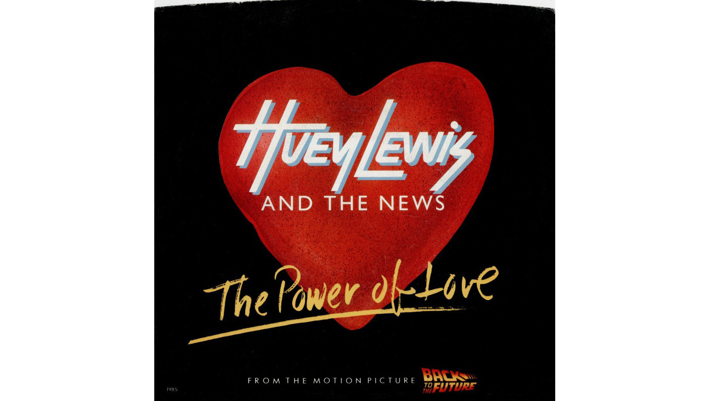 The Power of Love – Huey Lewis & The News