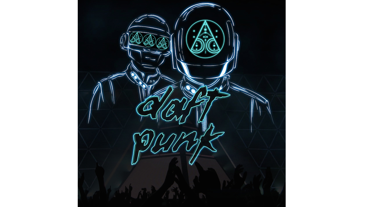 One More Time – Daft Punk