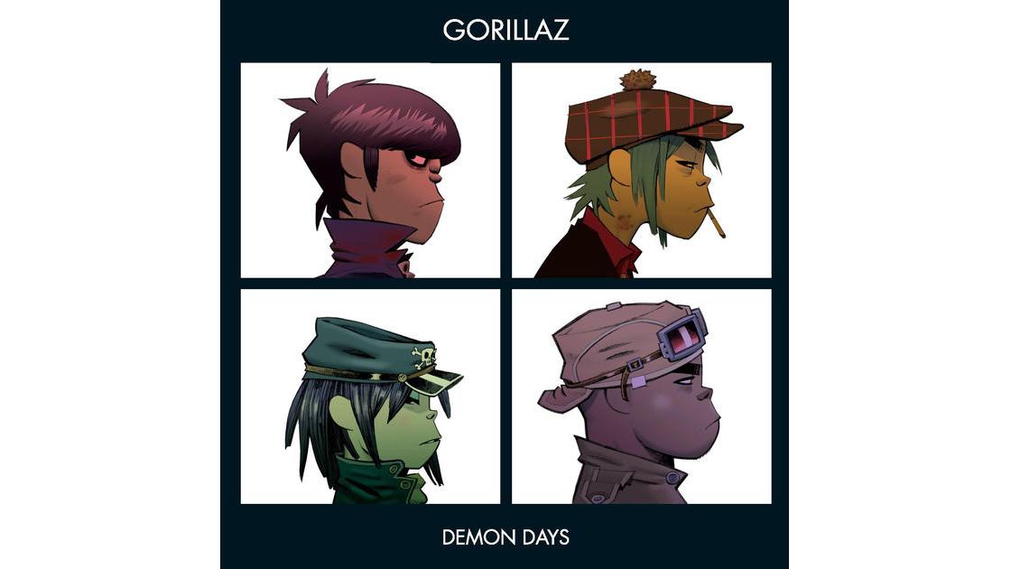 Feel Good INC – Gorillaz