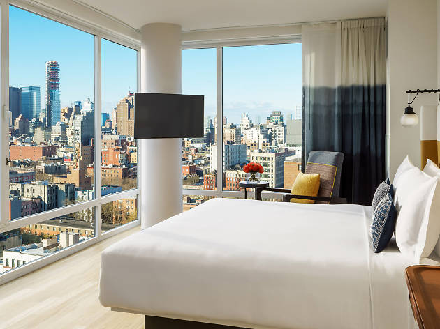The best Lower East Side hotels
