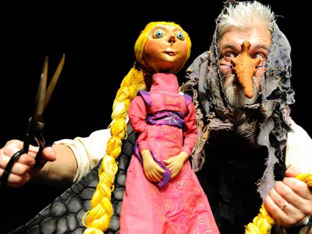 Rapunzel & The Tower Of Doom: Theatre Of Widdershins
