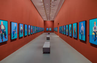 David Hockney Current 2016 7 (Supplied by NGV)
