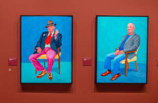 David Hockney Current 2016 5 (Supplied by NGV)