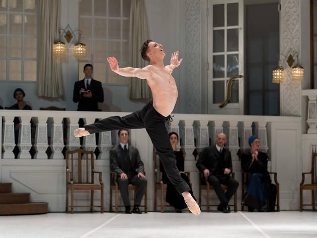 Nijinsky 2016 Aus Ballet 1 (Photograph: Wendell Teodoro)