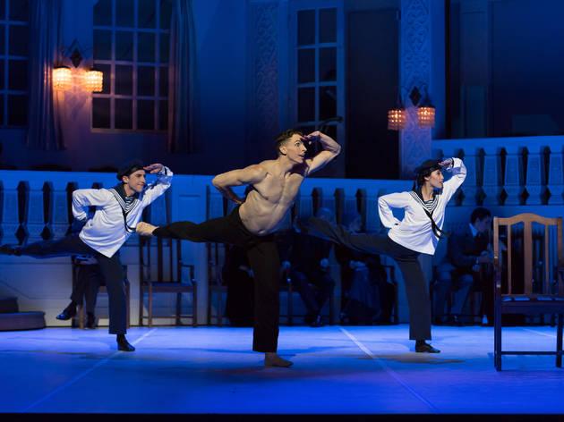 Nijinsky 2016 Aus Ballet 2 (Photograph: Wendell Teodoro)