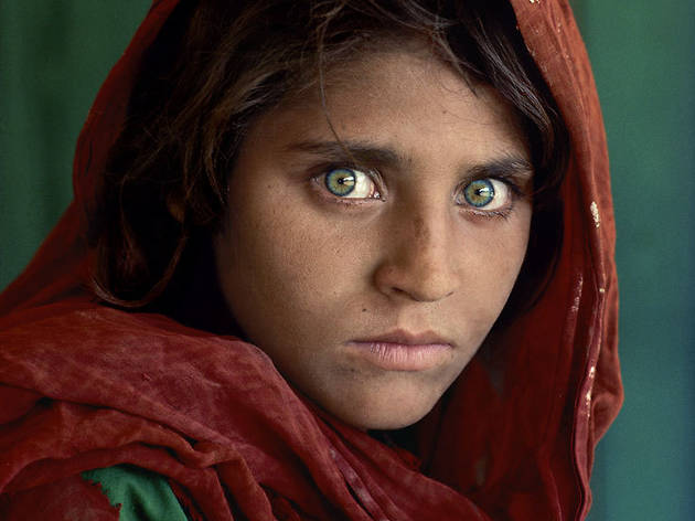 A Lifetime of Work Exhibition by Steve McCurry