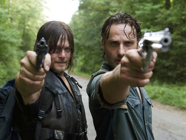 Temps de sèries: The Walking Dead:el temps de l'endoapocalipsi
