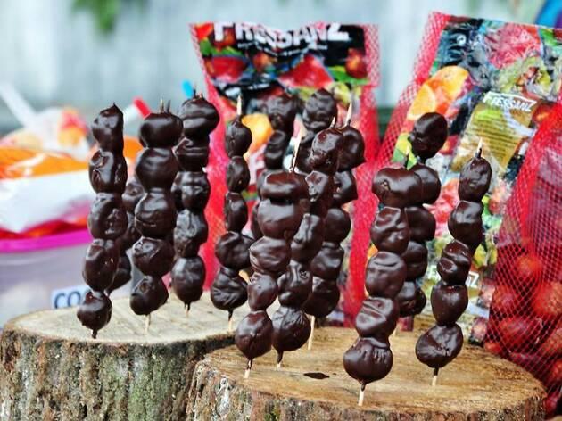 Fira del Pa i la Xocolata