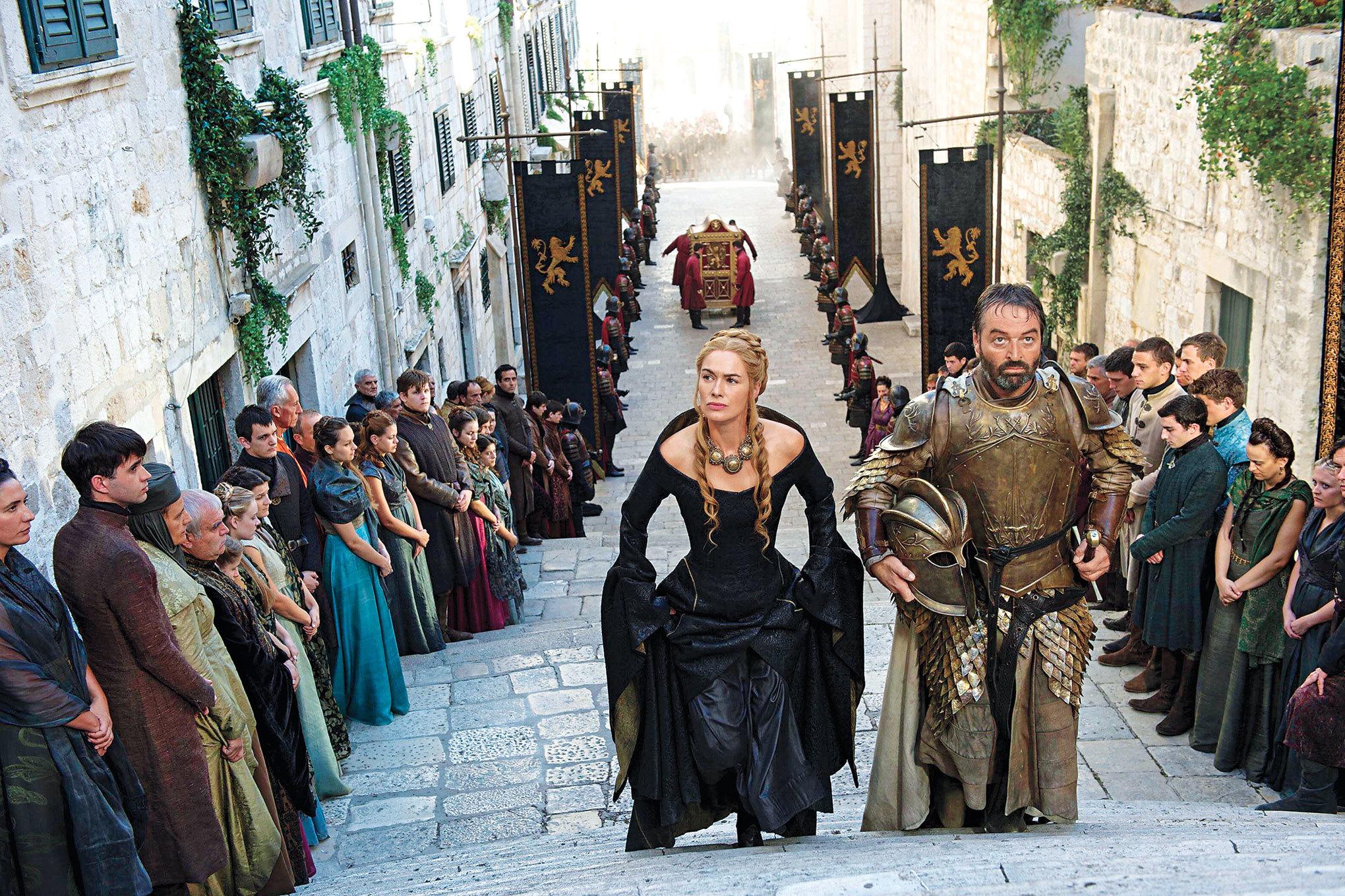 Fer una ruta 'Game of Thrones' per Girona
