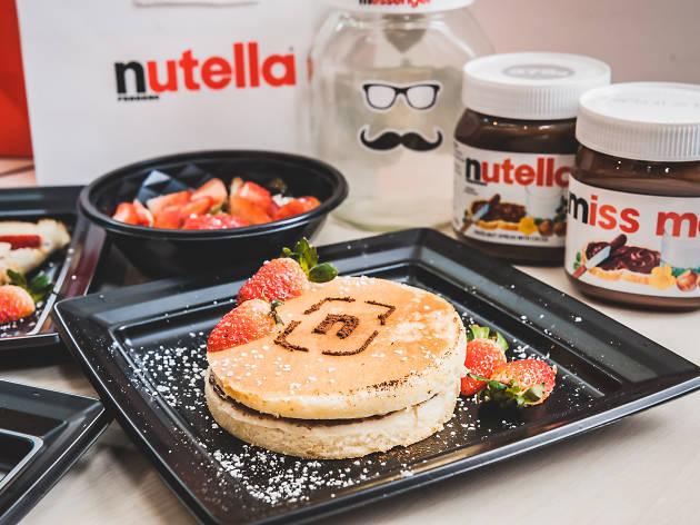 Nutella Messenger Roadshow