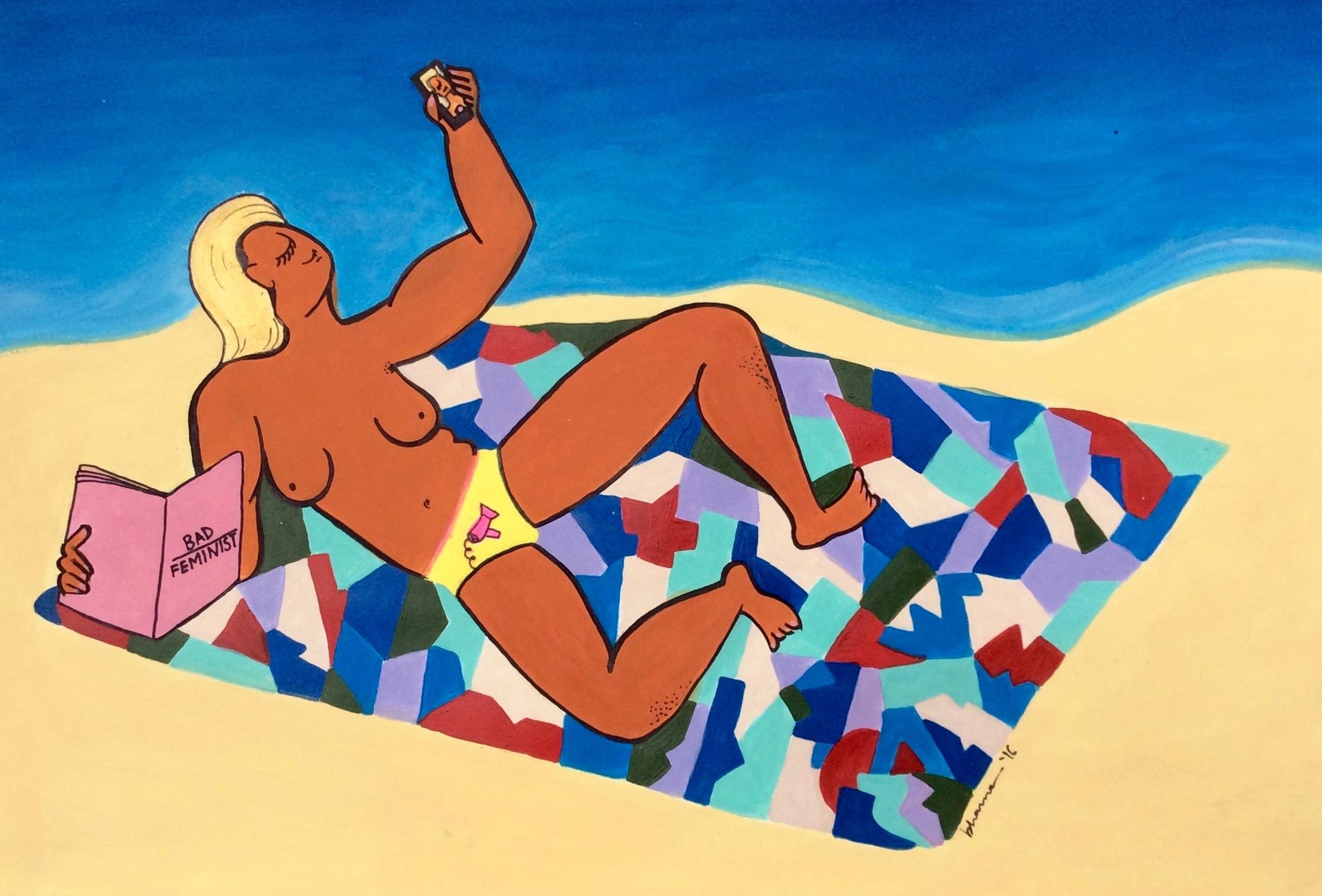 Bhavna Shivayogimath: The Topless Liberation Front