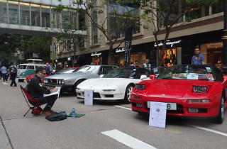 Chater Road Classic Car Show