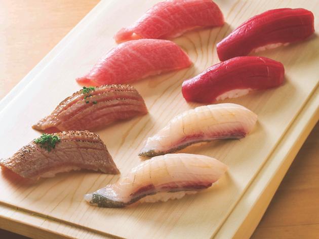 Tsukiji Yamataka Seafood Market