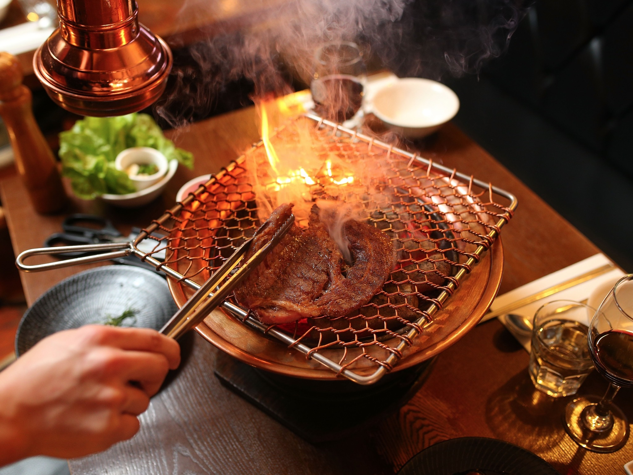 The best Korean barbecue in Melbourne