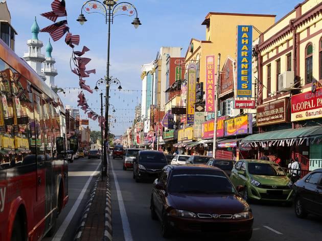A little land: Klang's Little India