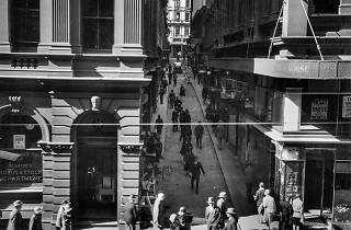 Rowe Street, photographer unknown, 1929