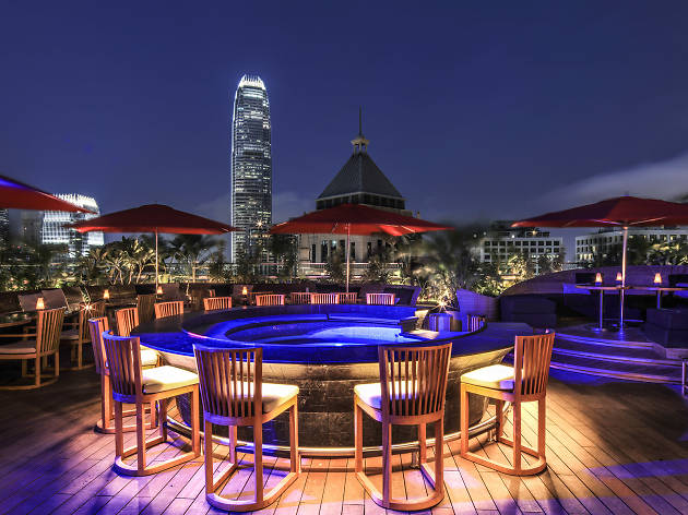 The best Hong Kong rooftop bars - Ce La Vi