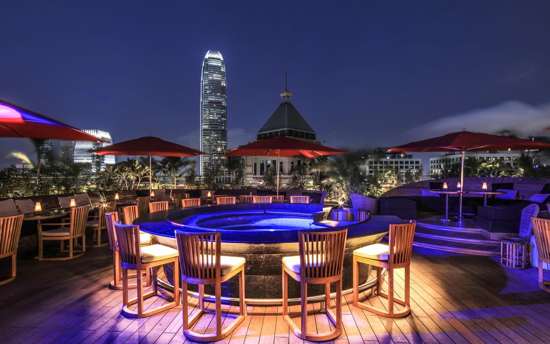 The best Hong Kong rooftop bars - Ce La Vi